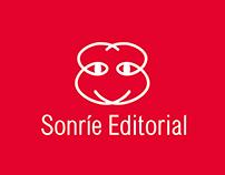 Imagotipo de Sonríe Editorial