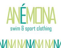 Diseño de logotipo y catálogo para marca de ropa.