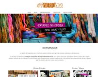 PuertoVivo - Sitio Web