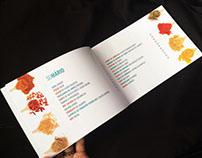 Nossas Criações | Brochure | Gastronomy Book