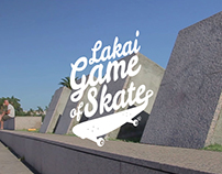 LAKAI Game of S.K.A.T.E.