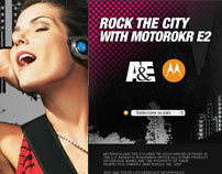 Rock the City / Minisite