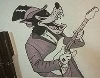 The Big Bad Howlin' Wolf