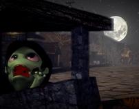 Recorrido Virtual zombie