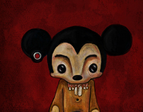 Monsters & Bears, Bears & Monsters (Digital Sketches)