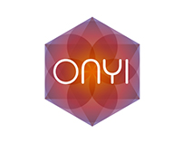 ONYI | Love Light & Holistic Healing |  Logo Design