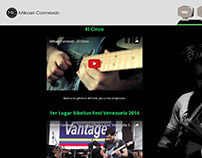 Mkael Carnevali Web Page