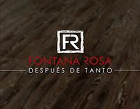 Fontana Rosa Brand Design
