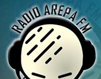 Banners variados Web Radio Arepa FM