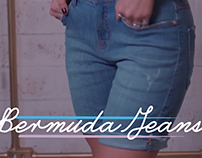 Filmagem e Edição: Bermuda Jeans - OBW Concept
