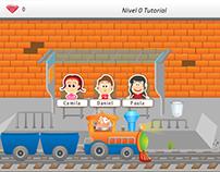 Diseño, ilustración e interfaz de uso de juegos