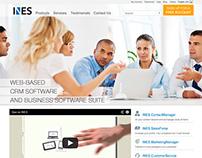 INES CRM - Website
