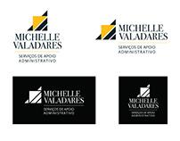 Michelle Valadares   Logotype