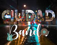 Logo programa Ciudad Banda - canal de radio en Bogotá