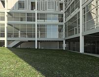 Edifício multifuncional/ Multifunctional building