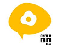Blog Omelete Frito | Logo