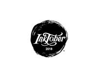 Inktober 2018 ; Mis diseños