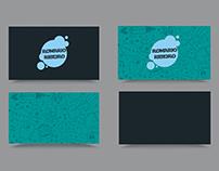 - Cartões de visita personalizados.