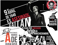 Hechos históricos Bogotá