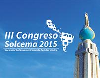 Imagen Gráfica III Congreso SOLCEMA 2015