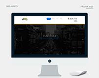Amigo Taxi - Web Plataform API