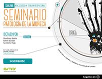 Diseño y creatividad para seminario de salud / Medicine