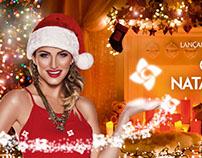 Campanha Natal 2015 Catarina Shopping