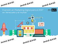 El mundo incrementará su inversión en Marketing Digital