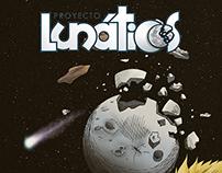 Proyecto Lunáticos - Portadas