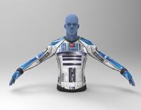 custom jersey R2D2 -RCO-