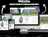 Site e Loja Virtual Nineway