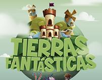 Tierras Fantásticas 2015 - Colsubsidio