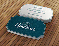 Groupe Gourmet - Brand Identity