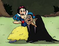 The Reveange of Snow White