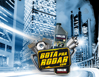 Bota Pra Rodar - Yamaha - PROMO/ENDOMARKETING