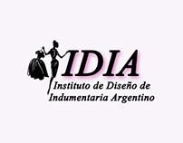 Web Instituto de Indumentaria