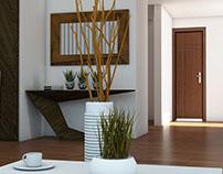 Diseño Interior Palo De Agua Cota