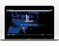"""Website """"Joe Hisaishi"""""""
