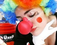 Clown / Photoshoot