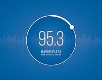 Branding / 95.3 Radio (2014)