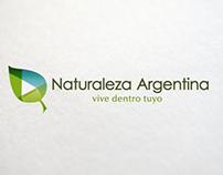 Identidad corporativa Naturaleza Argentina
