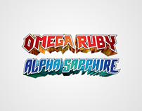 Campanha - Pokémon Omega Ruby e Alpha Saphire
