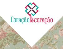 Logotipo - Coração Decoração