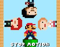 StopMotion Mario Bros