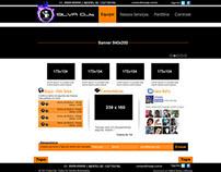 Website Layout | Silva Djs
