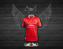 Puma Sponsorship: Club Atlético Independiente