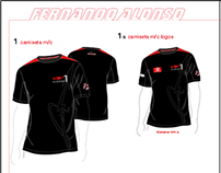 Fernando Alonso Licensing Collection