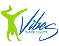 Diseño de Logotipo y Línea gráfica Escuela de Baile