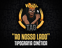 TAG - Ao Nosso Lado (Kinetic Typography)