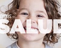 Sancor Salud . Video Vía Pública